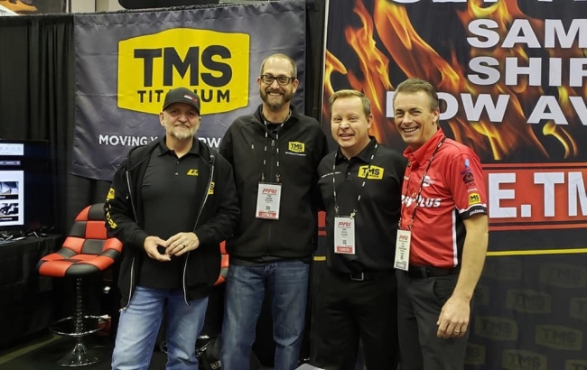 TMS Titanium Still Going Strong After 15 Years