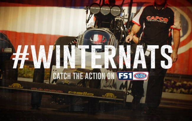 59th Annual NHRA Season Opener #Winternationals Feb 7-10, 2019